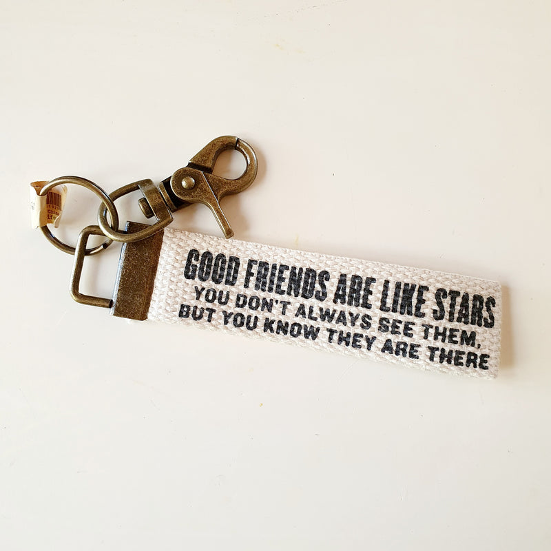 Key Ring Good Friends