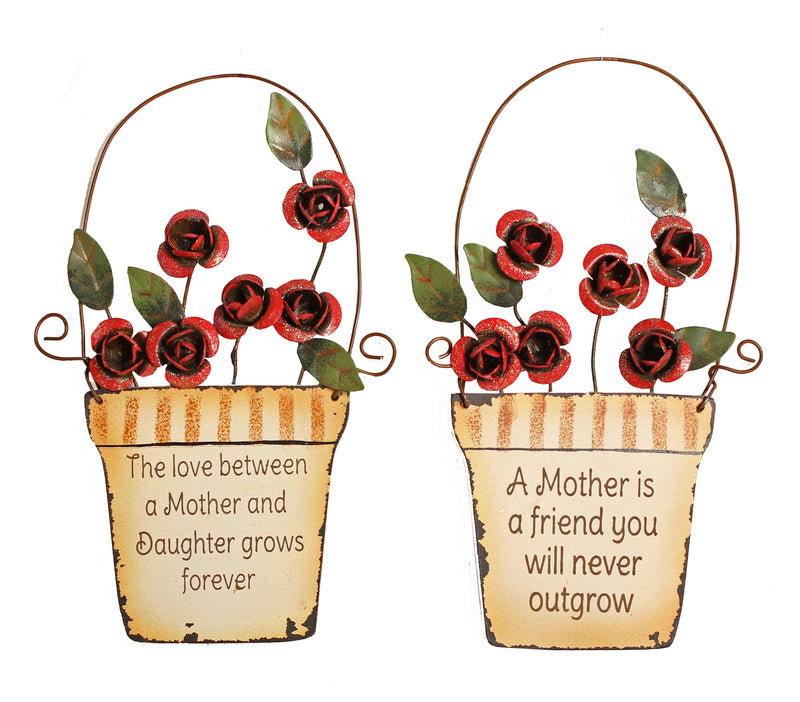 Mum's Love Flower Pot Hanger