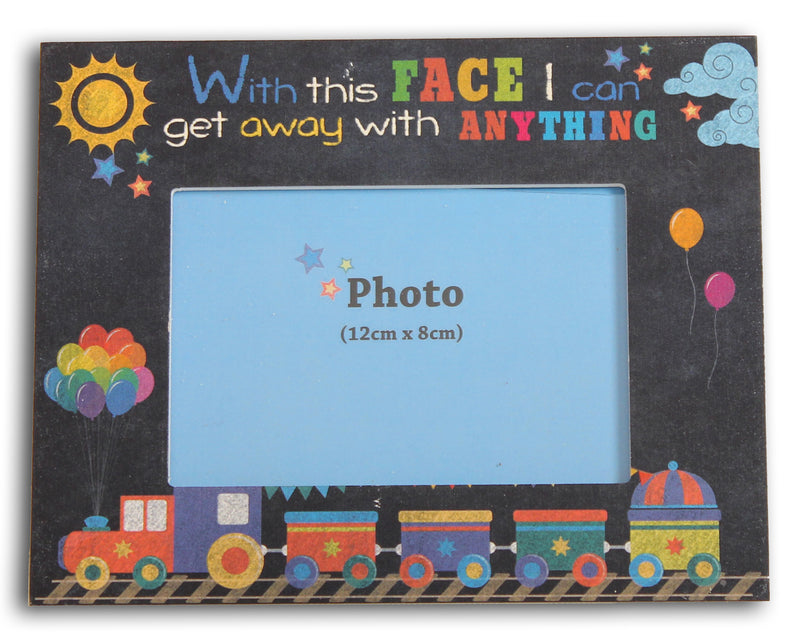 Toddler Photo Frame