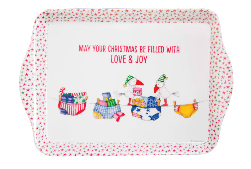 Twiggyseed Scatter Tray Love Joy