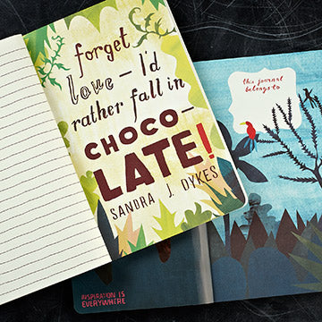 Nothing Heals the Soul like Chocolate Journal