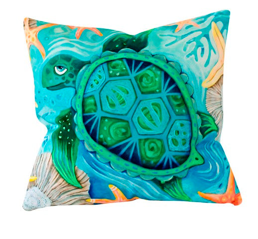 Turtle Cushion 45cm