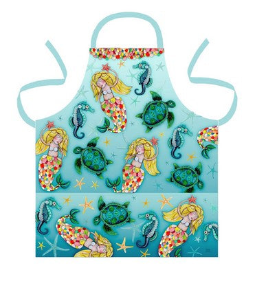 Apron Under the Sea