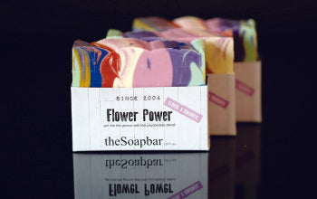 Flower Power Soap
