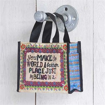 "Gift Bag ""You make the World a better Place"""