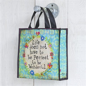 "Gift Bag ""Life does not have to be Perfect.."""