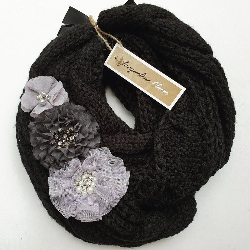 Black Neckwarmer