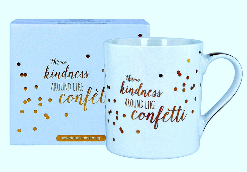 Metallics Mug Kindness