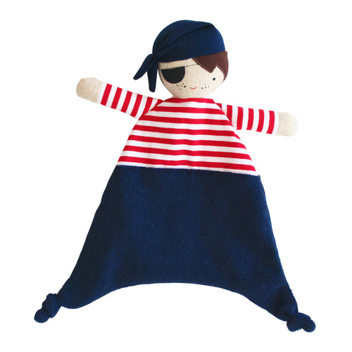 Pirate Comforter Navy