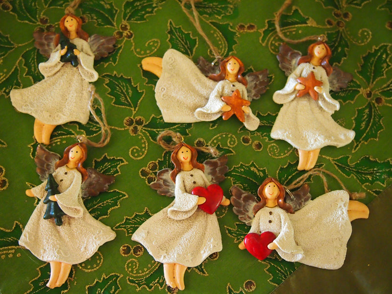 Christmas Angel Decorations