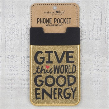 Phone Pocket Good Energy