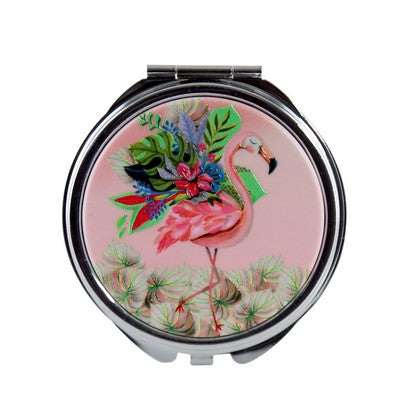 Flamingo Pill Box