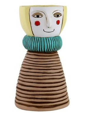 Lady Blonde Planter/Vase