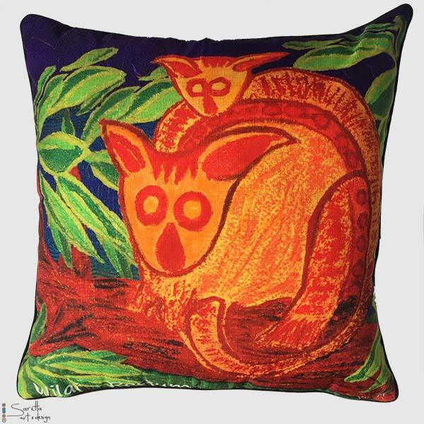 Totem Cushion Cover Possum