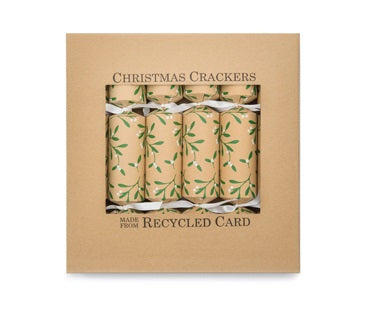 Simply Misteltoe Christmas Crackers
