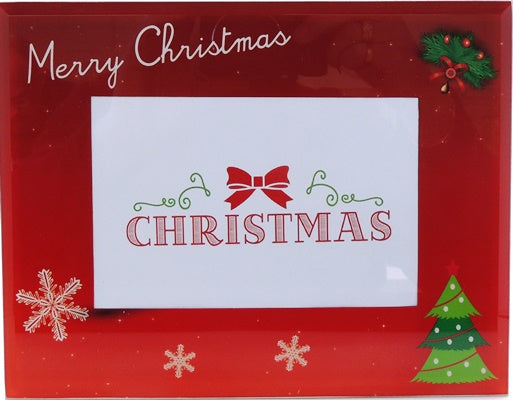 Merry Christmas Photo Frame