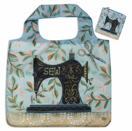 Foldable Sewing Shopping Bag