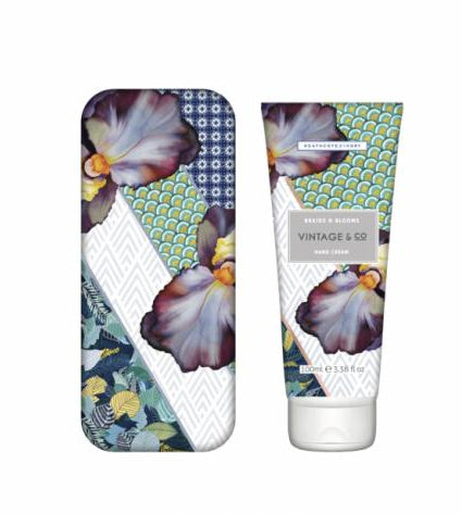 Vintage Blooms & Braid Hand Cream