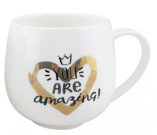 You are Amazing Gold Mug