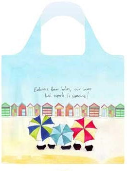 Embrace them Ladies Eco Shopping Bag