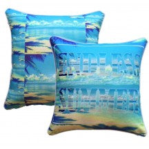 Endless Summer Cushion Cover