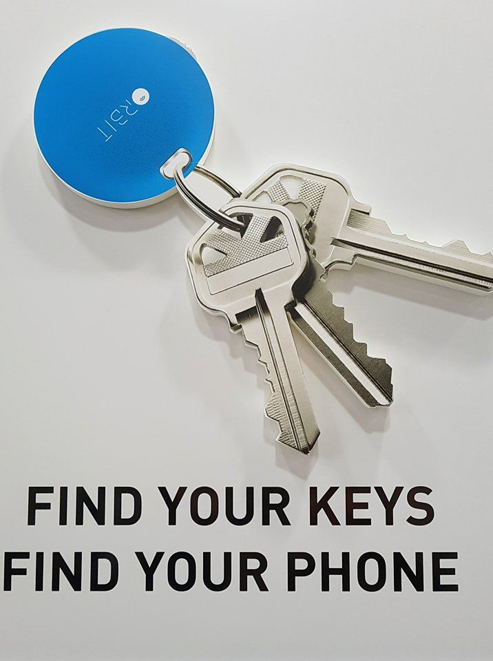 Orbit Find your Keys, Phone & Take a Selfie