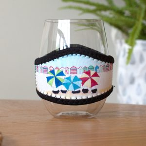 Wine Glass with Cooler