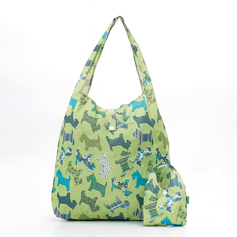 Foldaway Shopping Bag Scotty Dog