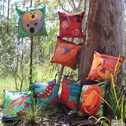 Totem Cushion Covers