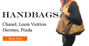 Designer Resale Handbags Chanel Louis Vuitton