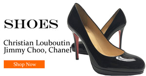 Designer Resale Shoes Louboutin Jimmy Choo
