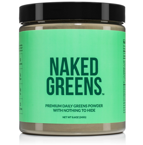 Best Green Powders - Naked Nutrition Naked Greens