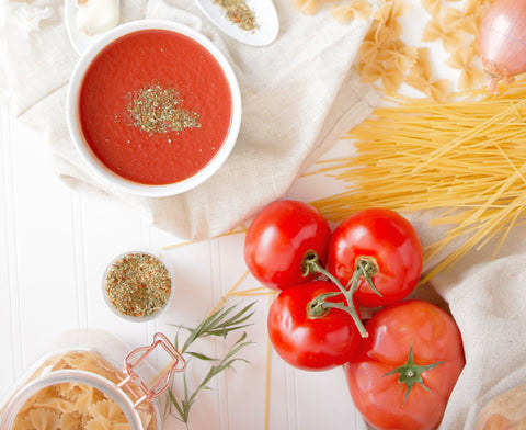 Foods That Prevent Sleep - Tomatoes, Ketchup & Tomato Sauce
