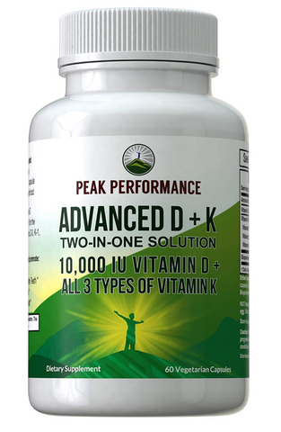 Vitamin D - Energy Supplements