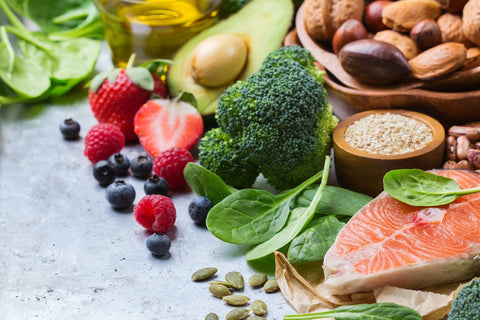 Healthy diet for adrenal fatigue