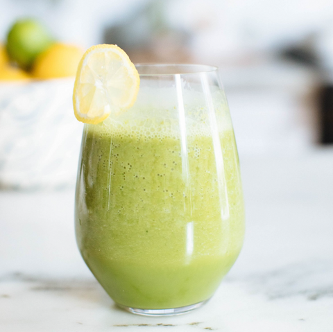 Green Powders for Smoothies - Green Tart Smoothie