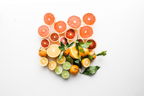 Fertility Boosting Foods - Citrus Fruits