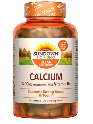Calcium - PMS Supplements