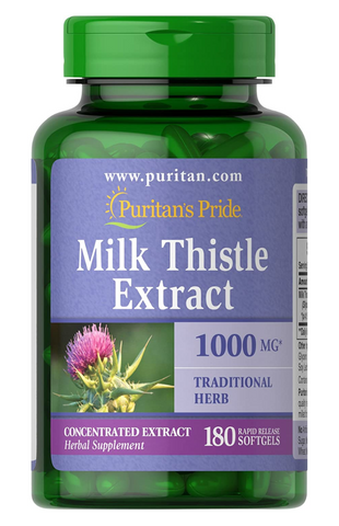 Milk Thistle - Hormone Balance Weight Loss