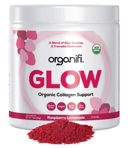 Vegan Collagen Supplements - Organifi Glow