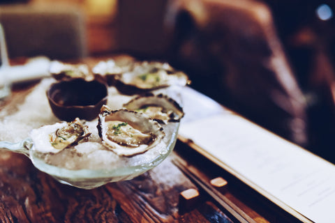 Fertility Boosting Foods - Oysters