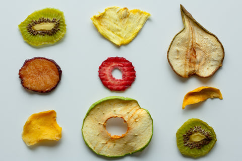 Foods That Prevent Sleep - Dried Fruits