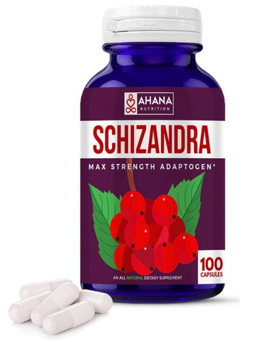Schizandra - Hormone Balance Weight Loss