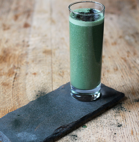 Green Powders for Smoothies - Green Energy Booster