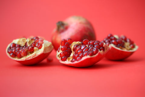 Fertility Boosting Foods - Pomegranates