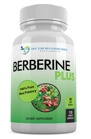 Berberine - Hormone Balance Weight Loss