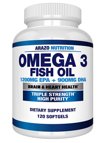 Omega 3 - PMS Supplements