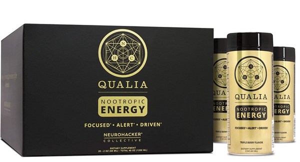 Qualia Nootropic Energy - Energy Supplements