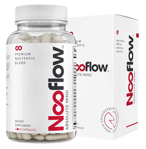 Nooflow Absolute Mind - Energy Supplements