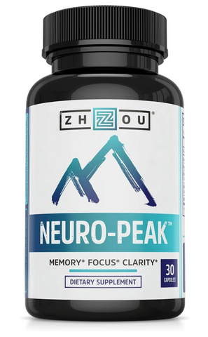 Neuro Peak Brain Support Supplement - Energy Supplements